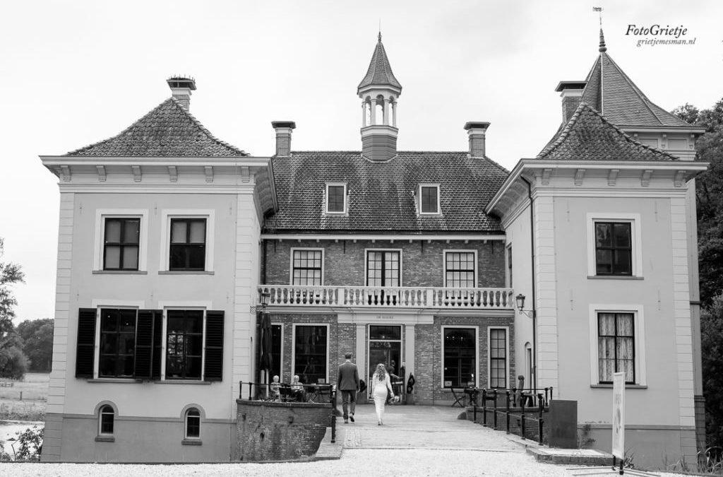 Bruidsfotografie in Olst en Diepenveen