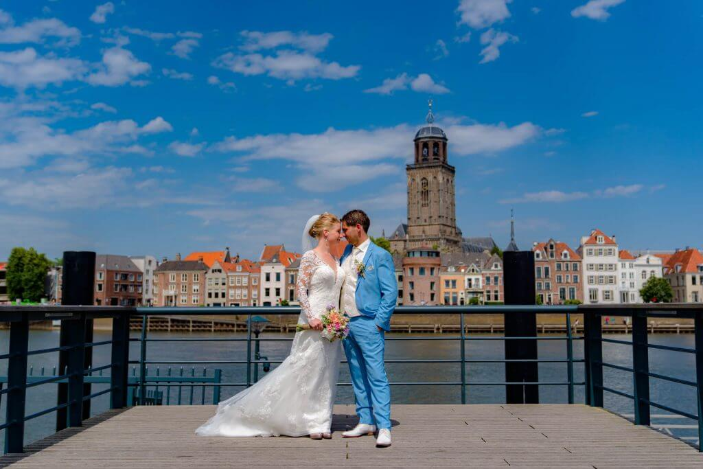 Bruiloft IJsselhotel Deventer