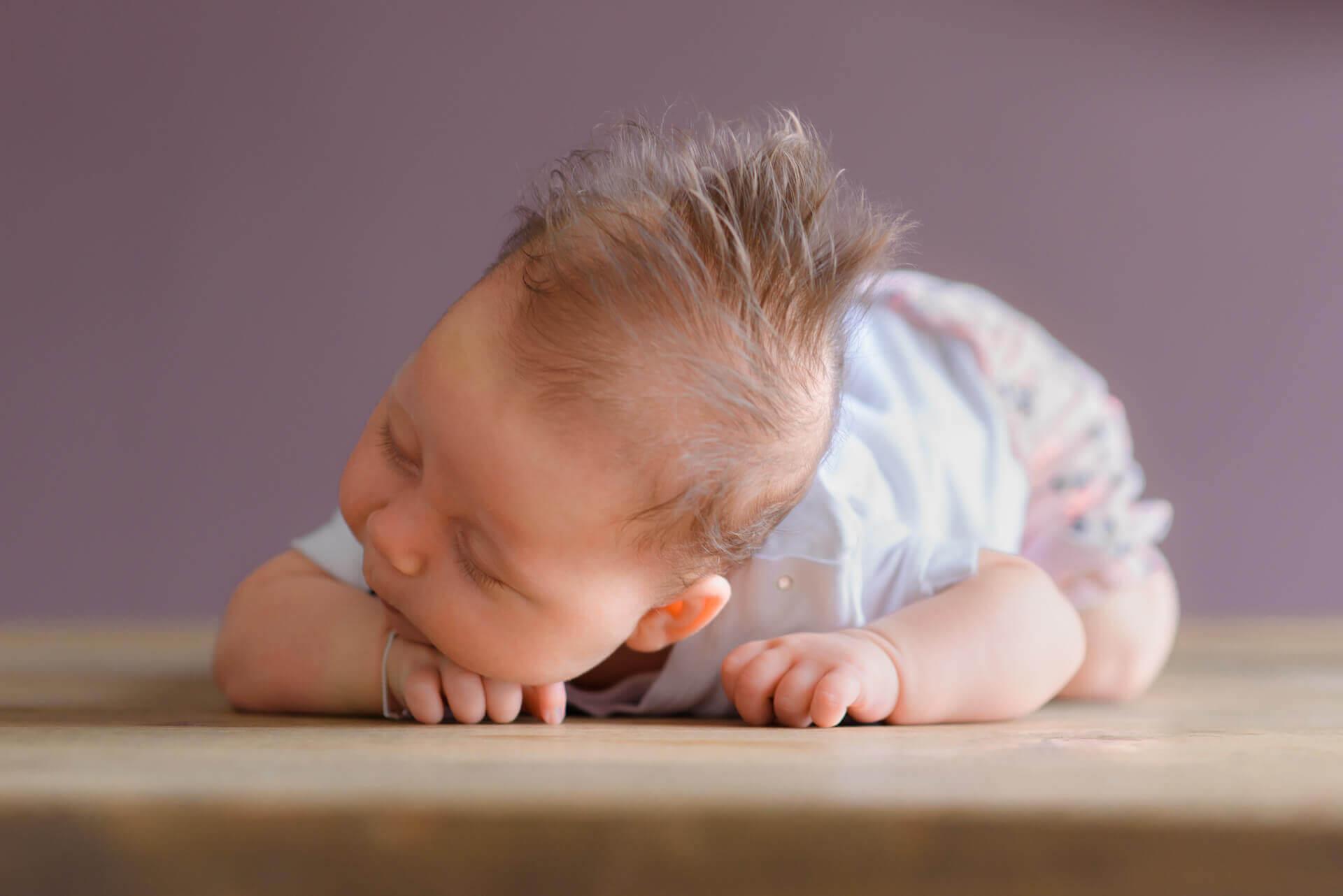 Babyfotografie Zwolle door babyfotograaf Grietje Mesman