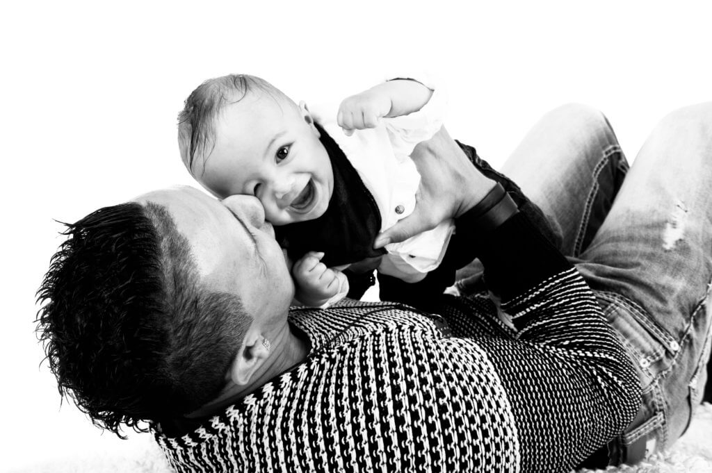 Fotoshoot baby fotostudio Deventer Overijssel