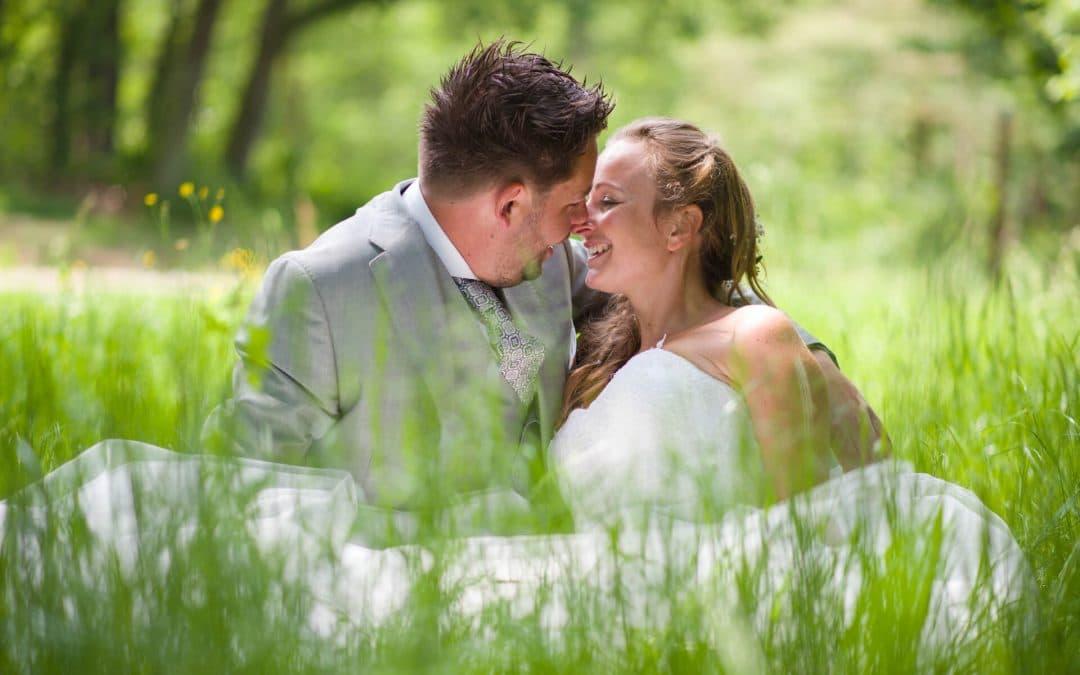 Bang voor de trouwfotograaf