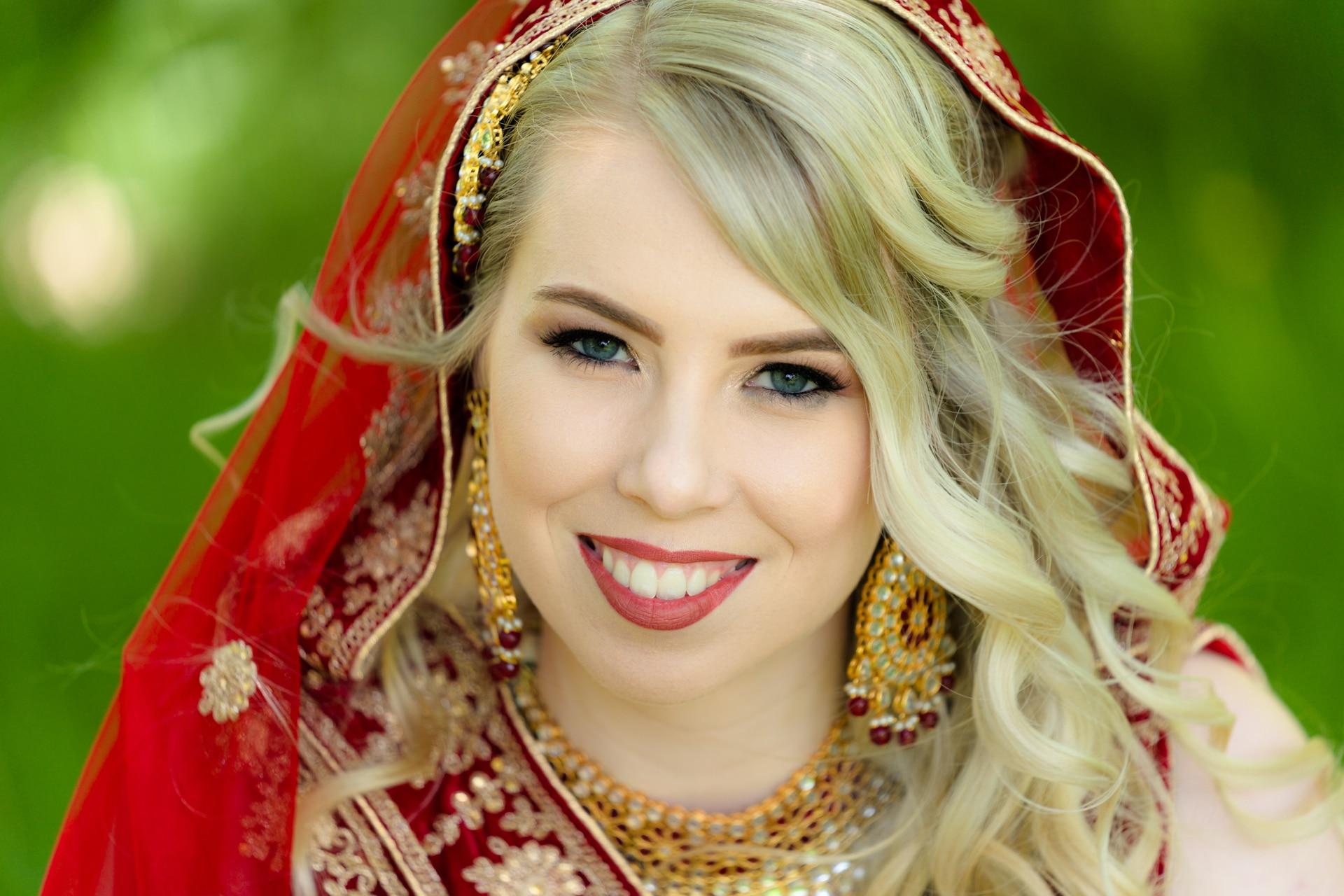 Hindoestaanse bruid