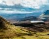 Schotland landschap
