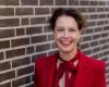 Bedrijfsfotografie portret Christa Pieffers van Creating Business Opportunities door fotograaf Grietje Mesman in Deventer Overijssel
