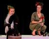 Theaterfotografie kindervoorstelling Das doet dwaas van Theatra met fotografie door theaterfotograaf Grietje Mesman bij Poppentheater Amstelveen