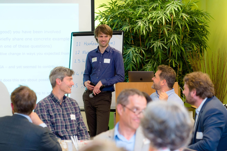 Bedrijfsfotografie evenement door bedrijfsfotograaf Grietje Mesman Deventer en Haarlem